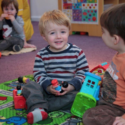 Footprints Nursery Bollington