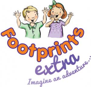 Footprints Extra Logo