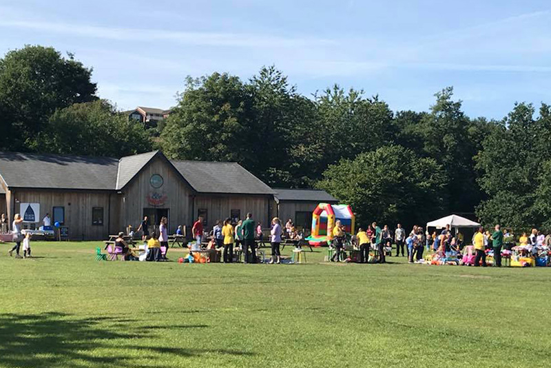 Summer Fayre for Ollie's Army